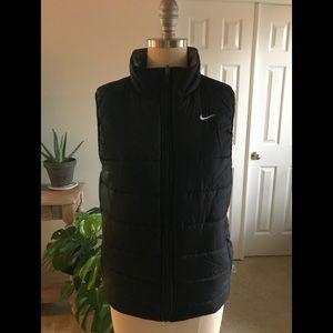 Nike Black Vest